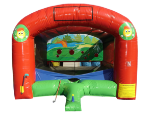 Inflatable Golf carnival game
