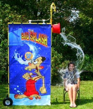 Big Kahuna Big Splash dunk tank alternative