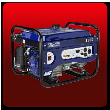 3500-watt Generator